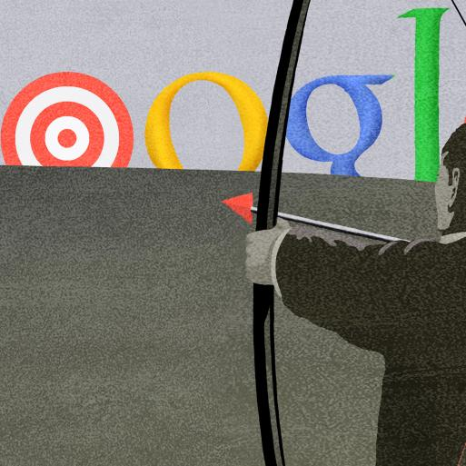 First Principles for Going After Google