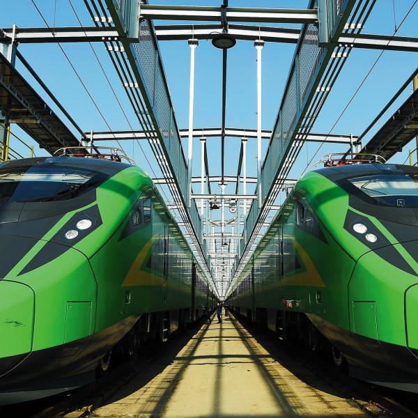 Fisher Lawrence High Speed Trains Image3