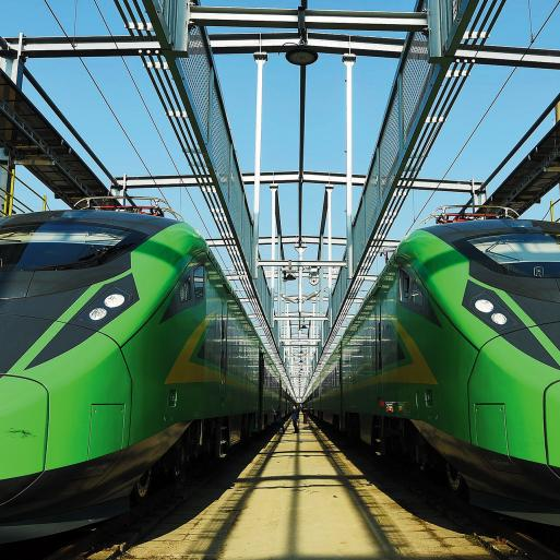 Will America Ever Have High-Speed Trains?